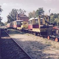 Photo taken at Draisine-Bahnhof Mellensee - Erlebnisbahn by Cornell P. on 8/15/2015