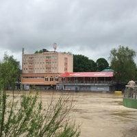 Photo taken at Sana River by Darja M. on 5/17/2014