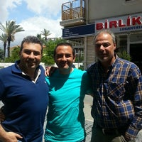 Photo taken at Fethiye cay love you by Okan N. on 4/30/2014
