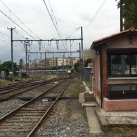 Photo taken at Gare SNCF d'Arcachon by Angelo on 8/15/2017