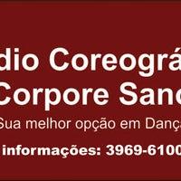 Photo taken at Studio Coreográfico Corpore Sano by Stúdio Coreográfico C. on 10/28/2015