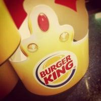 Photo taken at Burger King by Higor B. on 2/21/2013