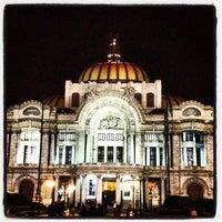 Foto tirada no(a) Palacio de Bellas Artes por Héctor S. em 6/15/2013
