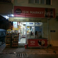 Photo taken at Işık Market by Cem I. on 11/17/2015