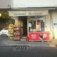 Photo taken at Işık Market by Cem I. on 7/24/2015