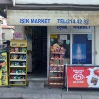 Photo taken at Işık Market by Cem I. on 10/29/2012