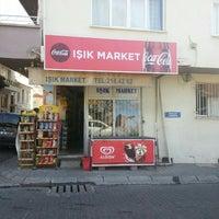 Photo taken at Işık Market by Cem I. on 11/18/2015