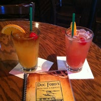 Photo taken at Doc Ford's Rum Bar & Grille by Janet on 1/22/2013