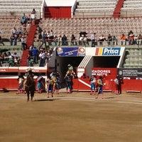 Foto tomada en Plaza de Toros Nuevo Progreso por Fery A. el 9/30/2012