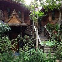 Photo taken at Phu Pha AoNang Resort & Spa by Supawan C. on 10/19/2012