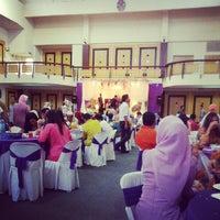 Photo taken at Dewan Komuniti TTDI by Adli I. on 12/23/2012