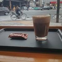 Photo taken at Starbucks by Kazuki S. on 10/25/2013
