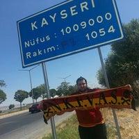 Photo taken at Kayseri by Burak Ö. on 8/11/2013