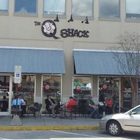 Photo taken at The Q Shack by Bill T. on 4/8/2013