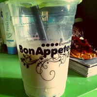 Photo taken at Bon AppeTEA by Gilbert Anthony A. on 12/18/2012