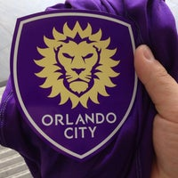Photo taken at Orlando City Soccer Club Playoff Tailgate by Diego S. on 8/21/2014