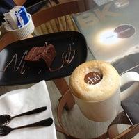 Photo taken at Chu Chocolate Bar & Café by eico b. on 10/16/2012