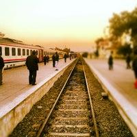 Photo taken at Mersin Garı by İlyas Ç. on 1/15/2013