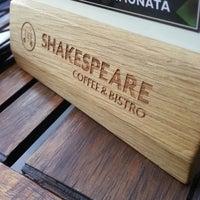 Photo taken at Shakespeare Coffee & Bistro by İlyas Ç. on 8/11/2013