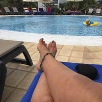 Photo taken at Swimming Pool Palladium by Mieke💋😜❤️🛩🌚🔁 on 6/11/2016