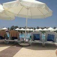 Photo taken at Kahya Resort Aqua&Spa by Sancho on 5/31/2013