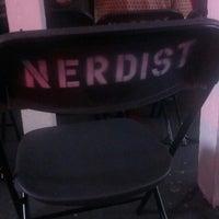 Photo taken at The Nerdist Theatre at Meltdown Comics by Jason H. on 8/5/2013