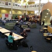 Photo taken at Rowan University - Chamberlain Student Center by Becca W. on 3/7/2013