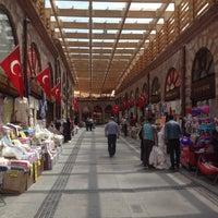 Photo taken at Ulu Çarşı by Murat A. on 5/19/2014