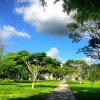 Photo taken at Faculdade Adventista da Bahia - IAENE by Joaquim L. on 6/23/2013