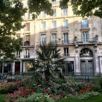 Photo taken at Timhotel Le Louvre by Sandrine A. on 8/20/2016