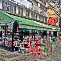Photo taken at La Place Verte by Sandrine A. on 3/16/2013