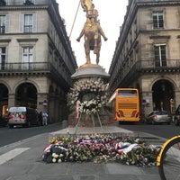 Photo prise au Statue équestre de Jeanne d'Arc par Sandrine A. le5/20/2018