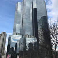 Photo taken at Courbevoie by Sandrine A. on 4/5/2018