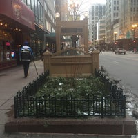 Photo taken at CTA Bus Stop 1437 by Sandrine A. on 1/4/2016