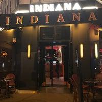 6/10/2017 tarihinde Sandrine A.ziyaretçi tarafından Indiana Café – Sébastopol'de çekilen fotoğraf