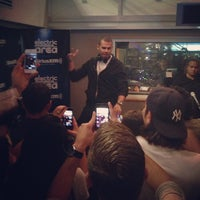Photo taken at SiriusXM Studios by Jacob S. on 11/14/2012