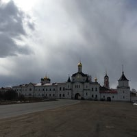 Photo taken at Троице-Сергиев Варницкий монастырь by Svetlana F. on 3/30/2017