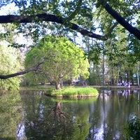 Photo taken at Дендрологический парк by Konstantin C. on 5/26/2013