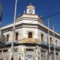 Photo taken at Centro Histórico by Luigi-Moon on 3/30/2013