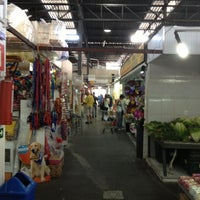 Photo taken at Feira dos Produtores by Bruno Henrique M. on 10/6/2012