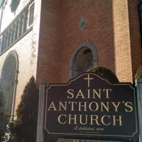 Photo taken at Saint Anthony's Parish by Alex on 4/1/2014