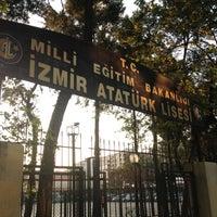 5/12/2013 tarihinde Ayşe Arasziyaretçi tarafından İzmir Atatürk Lisesi'de çekilen fotoğraf