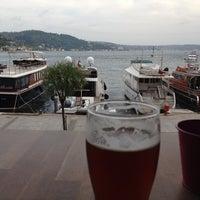 Photo taken at Taps Brewery by Kaan B. on 5/8/2013