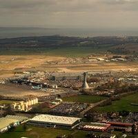 Photo taken at Edinburgh Airport (EDI) by Levi V. on 9/7/2013