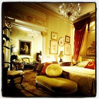 Photo taken at The St. Regis Rome by Levi V. on 10/31/2012