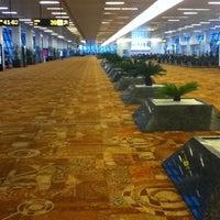 Photo taken at Terminal 3 by Yuvraj S. on 11/19/2012
