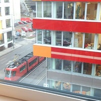 Photo taken at Hotel ibis Praha Malá Strana by Patrik Š. on 11/28/2012