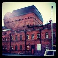 Photo taken at Могилёвский драматический театр by Адам Б. on 9/27/2012