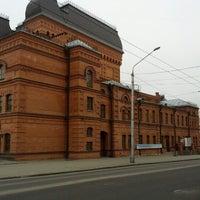 Photo taken at Могилёвский драматический театр by Адам Б. on 11/15/2012