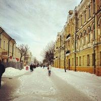 Photo taken at МГУ Кулешова 2 Корпус by Адам Б. on 3/20/2013